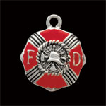 Wholesale Firefighter Charms