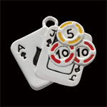 Wholesale Gambler Charms