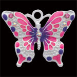 Wholesale Butterflies & Bugs Charms