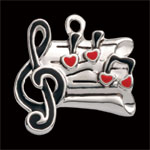 Wholesale Music & Dance Charms