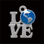 Wholesale Save the Earth Charms