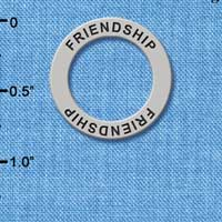 C3216 tlf - Friendship - Affirmation Message Ring (6 per package)