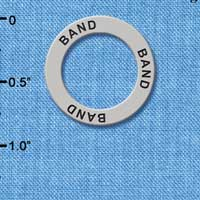 C3218 tlf - Band - Affirmation Message Ring (6 per package)