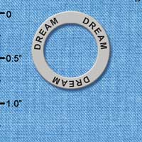 C3220 tlf - Dream - Affirmation Message Ring (6 per package)