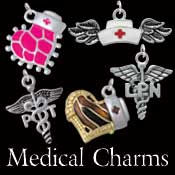 Mini Medical Charms