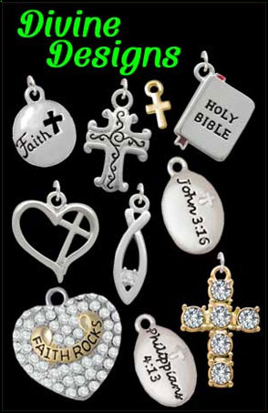 Easter Cross Jewelry