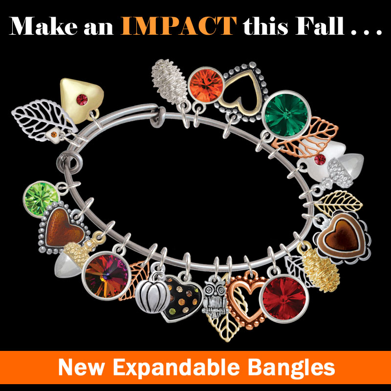 expandable bangle bracelets