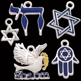 Wholesale Jewish Charms