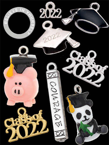 wholesale graduation Charms