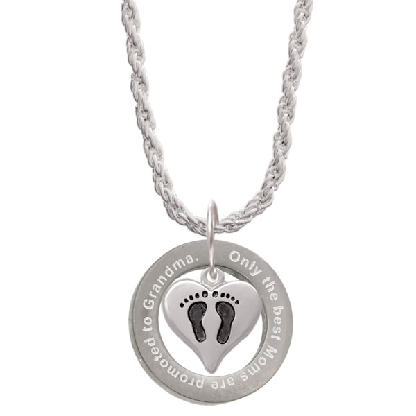 Wholesale Jewelry Idea - Promoted to Grandma Affirmation