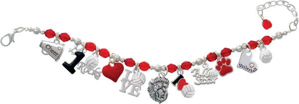 Patriotic Charm Bracelet