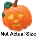 0088C tlf - Large Jack O'Lantern - Resin Decoration (12 per package)