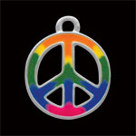 Wholesale Retro & Peace Charms