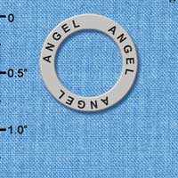 C3221 tlf - Angel - Affirmation Message Ring (6 per package)